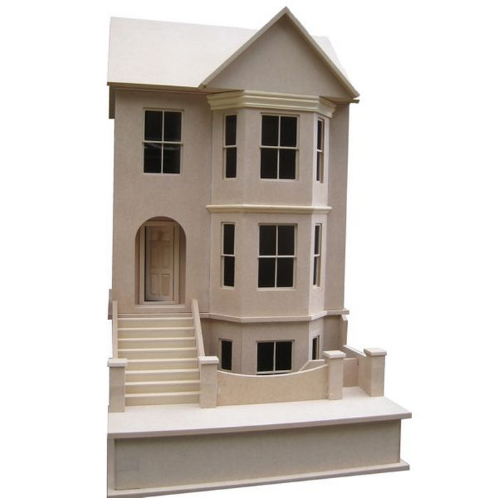 Bay View House Dolls House Kit 1 12 Scale Bdh0112