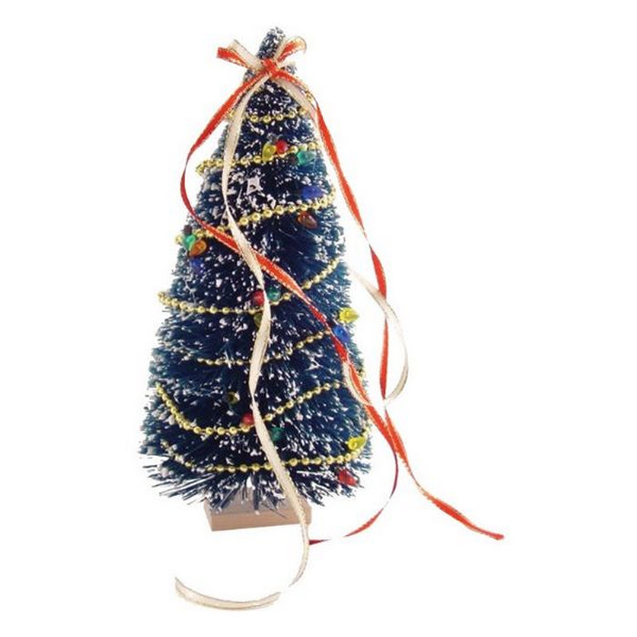 Decorated Dolls House Christmas Tree (D939) | Bromley Craft