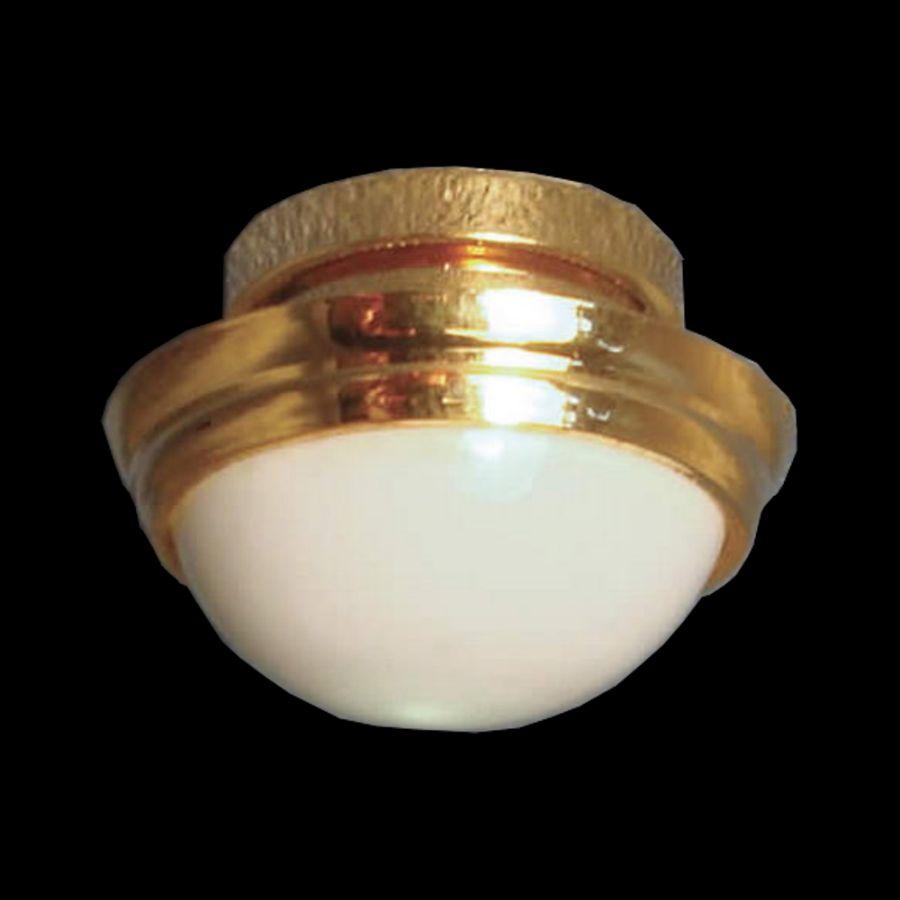 Led Ceiling Light Globe: Dolls House Ceiling Globe Light (DE323LED)