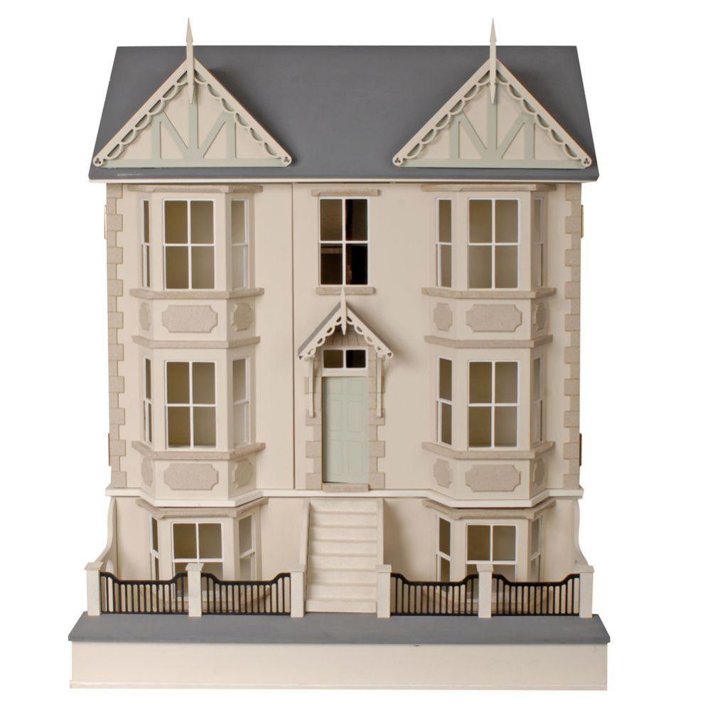 cedar 39 s dolls house kit dhw004. Black Bedroom Furniture Sets. Home Design Ideas