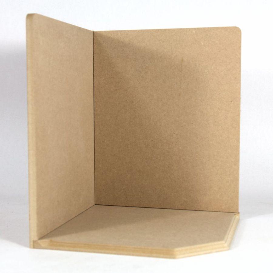 Small Room Box Kit Dhw021: Open Corner Room Box Kit