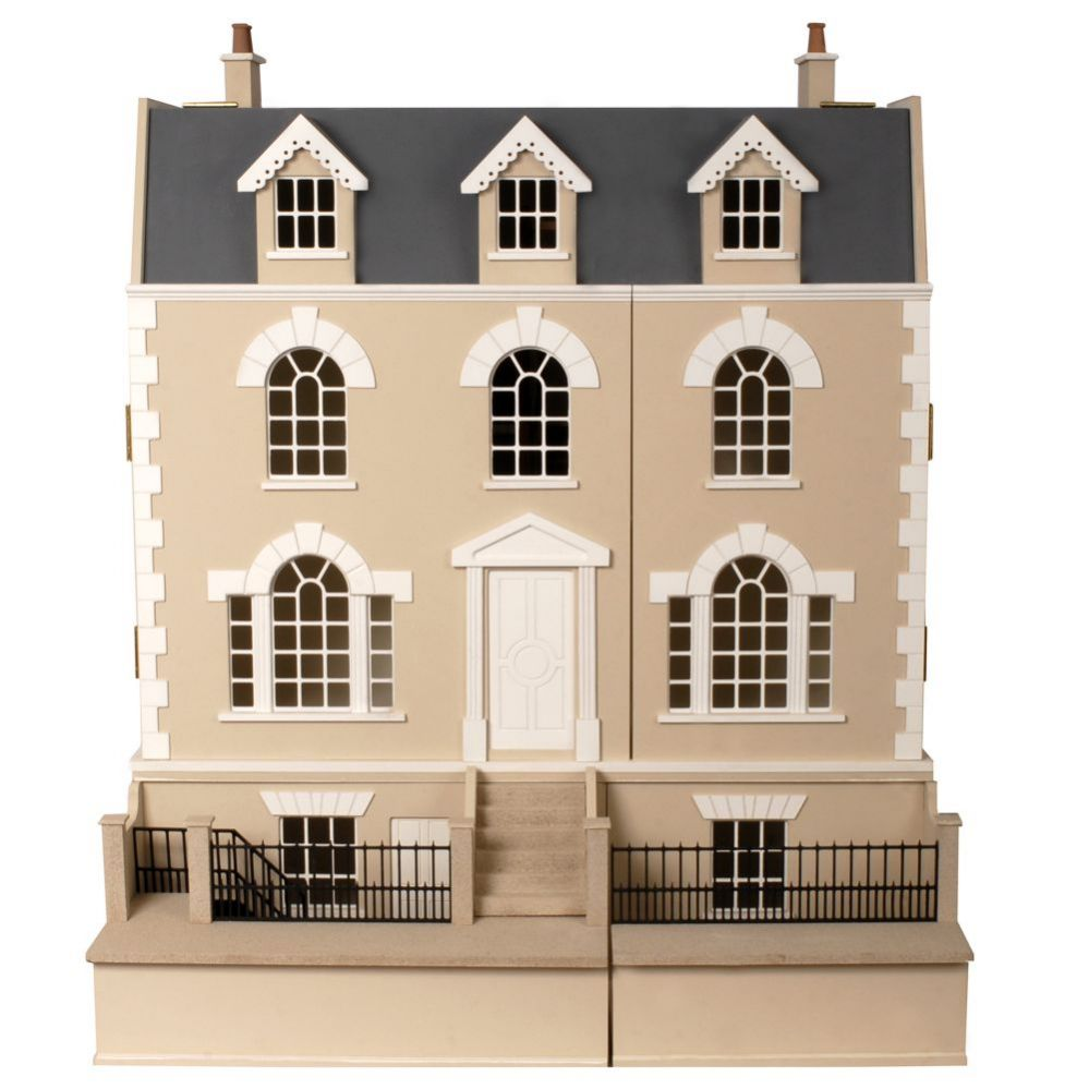 Ash House Dolls House Kit Dhw19 Bromley Craft