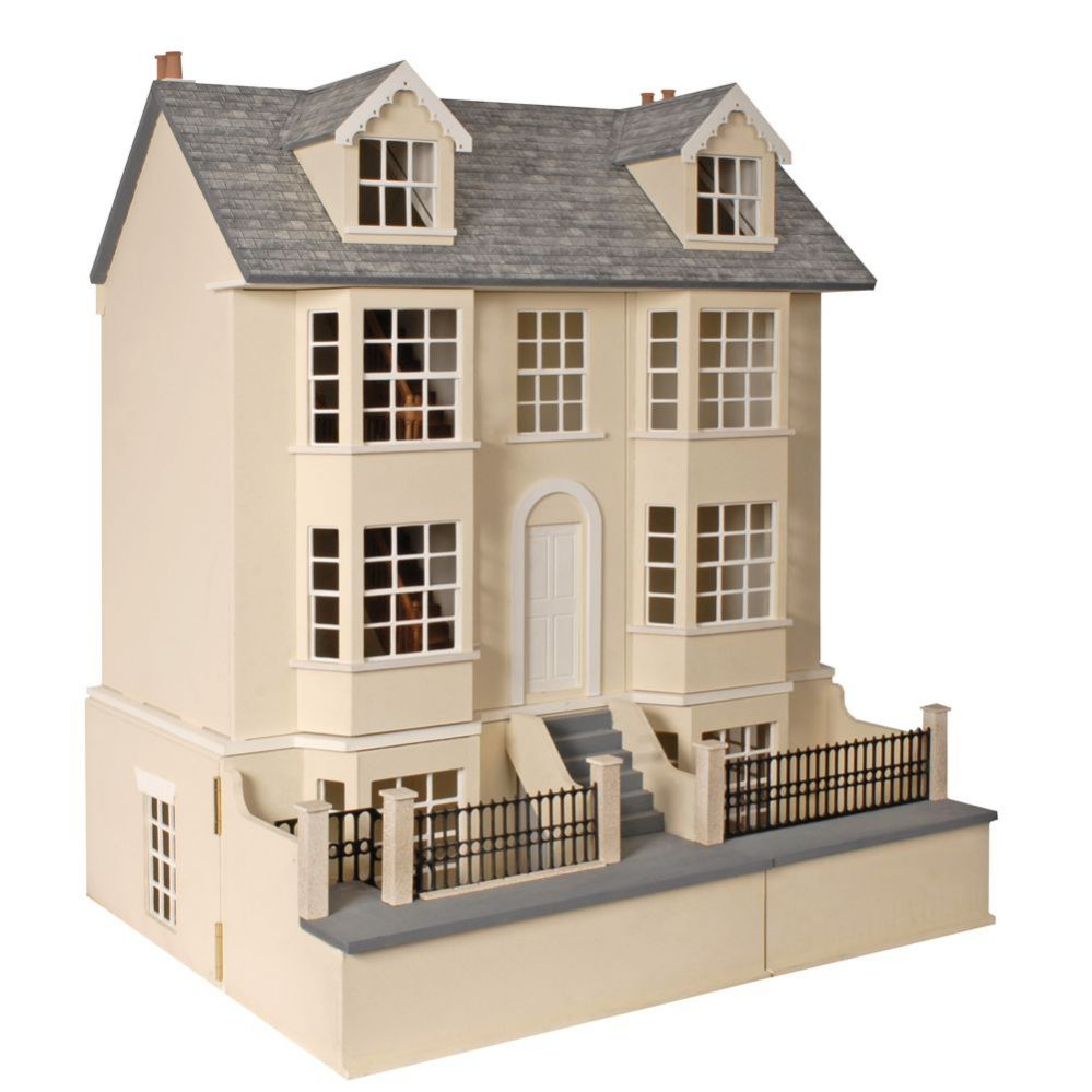 Grove house dolls house kit dhw25 for Grove house