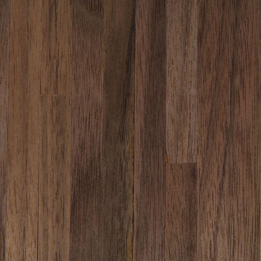 Dark strip wood flooring