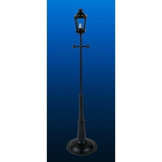 Working Victorian Lamp Post Led Includes Battery Lt3021lb