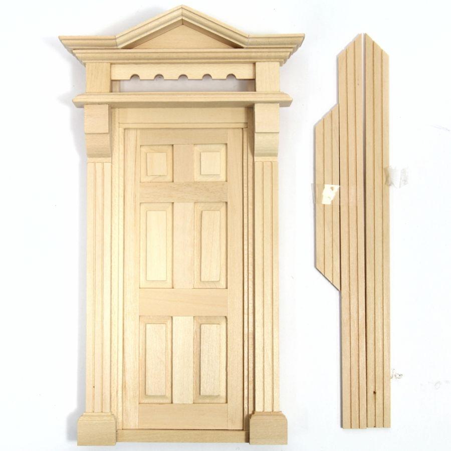 Victorian 6 Panel Exterior Door (TC6013)