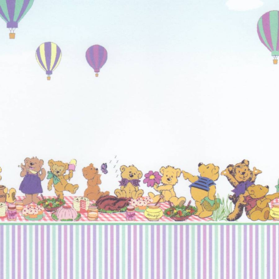 Teddy Bear S Picnic Wallpaper Wp538