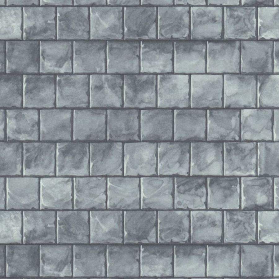 Empire Slate Dolls House Roof Paper Large Wp545l