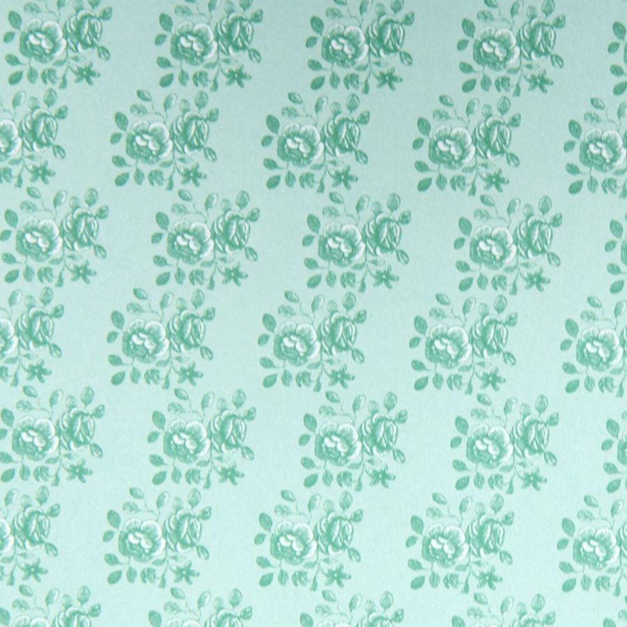 Blenheim Pastel Green On Green Wallpaper 124 Scale