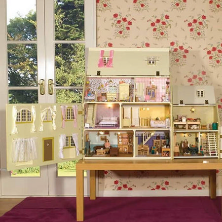 April Cottage Dolls House Kit 1049 Bromley Craft