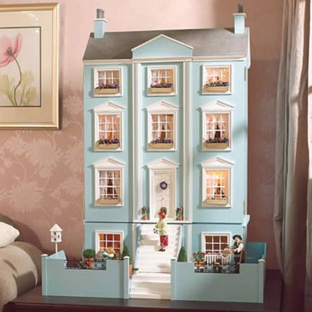 The Classical Dolls House Kit