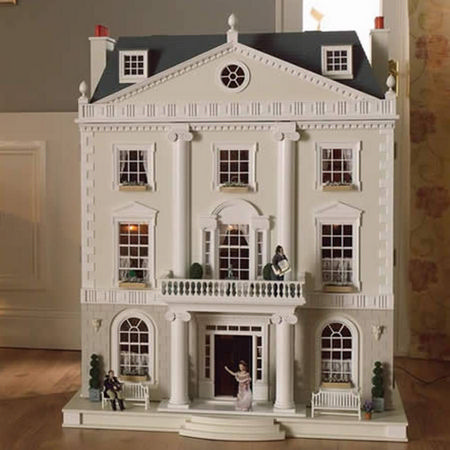 Grosvenor Hall Dolls House Kit