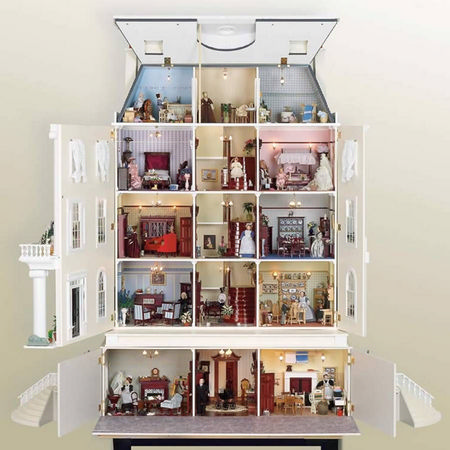 Grosvenor Hall Dolls House Kit #3
