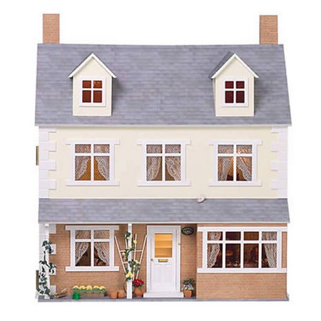 Springwood Cottage Dolls House Kit