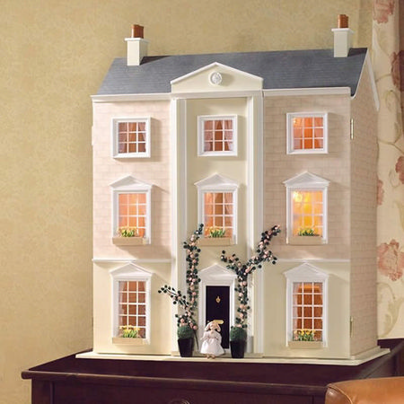 Wentworth Court Dolls House Kit