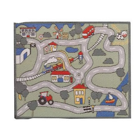 Children's Play Mat for Dolls House
