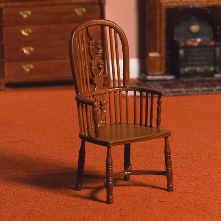 Fiddle Back Chair 12th Scale