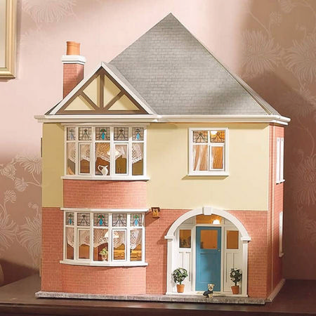 The Mountfield Dolls House Kit