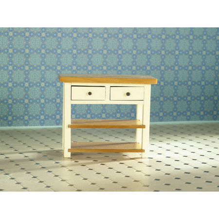 Shaker Style Table - Cream