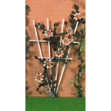 Climbing Pink Clematis for Dolls House