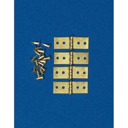 Hinges & Pins x 4 Pieces