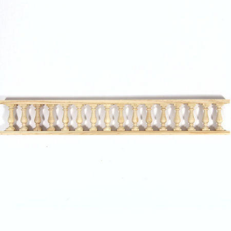 Balustrade Railing for 1:12 scale Dolls House #2