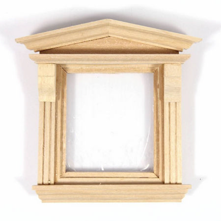 Small Wooden Window (DIY538)