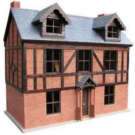 Tudor House 1:24 Scale