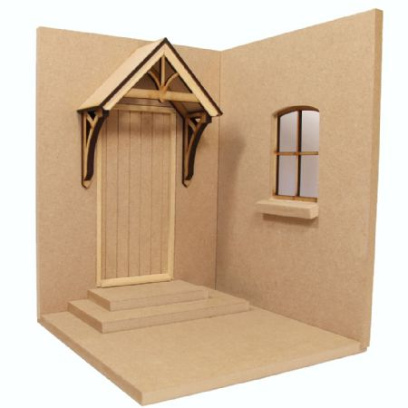 Cottage Garden Kit (1:12 scale) #2