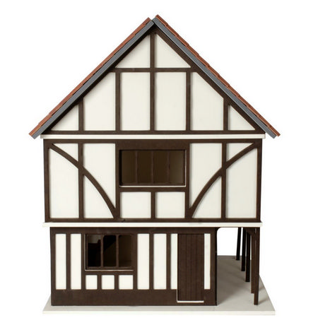 The Stockwell Tudor Style Dolls House Kit