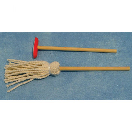 Mop and Polisher Set 12th Scale