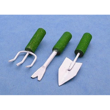 Miniature Garden Tools Accessories D1310 From Bromley