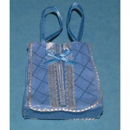 Blue shopping bag (D)