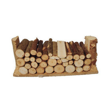 Large Log Pile - 1:12 Scale