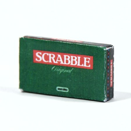 Miniature Scrabble Game