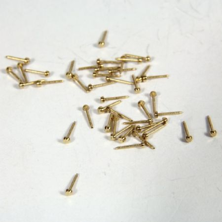 Pack of 40 5mm Brass Pins