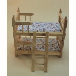 Dolls House Bunk Beds