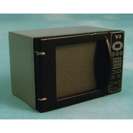 Microwave Oven for Dolls House 1:12