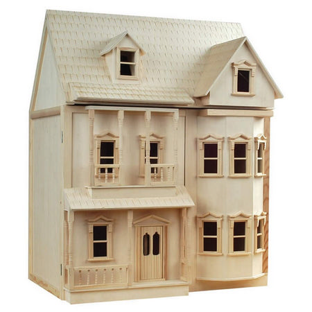The Ashburton Dolls House Kit