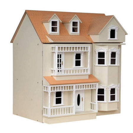 The Exmouth Dolls House Kit