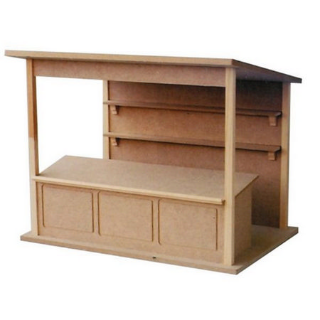 Market Stall Kit - 1:12 Scale