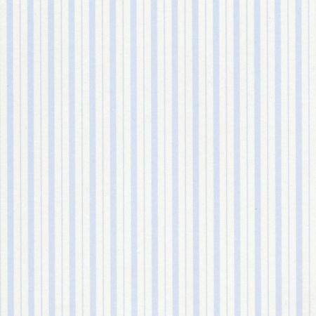 Beckford Stripe Dolls House Wallpaper - Blue