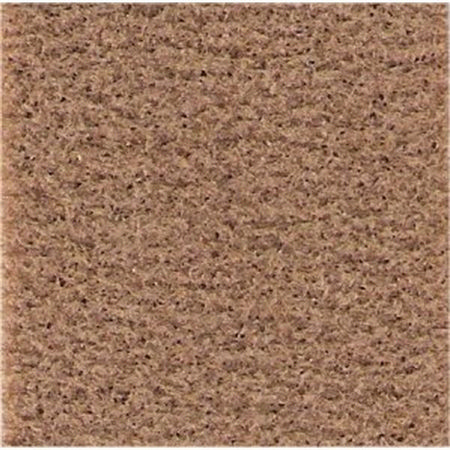 Dolls House Carpet (Self Adhesive) - Light Brown