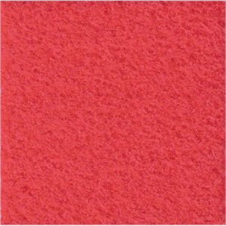 Dolls House Carpet (Self Adhesive) - Red