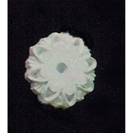 Small Dolls House Ceiling Rose 20mm