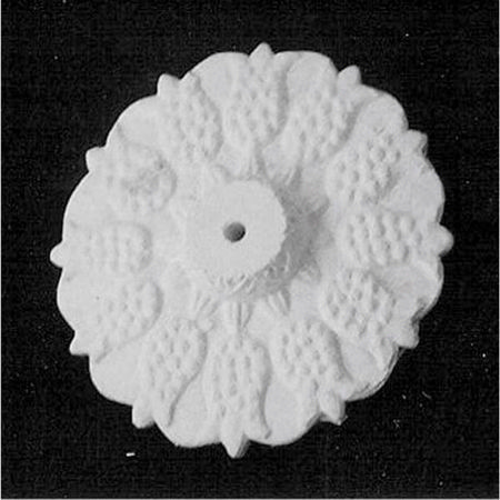 Large Dollshouse Ceiling Rose 55mm