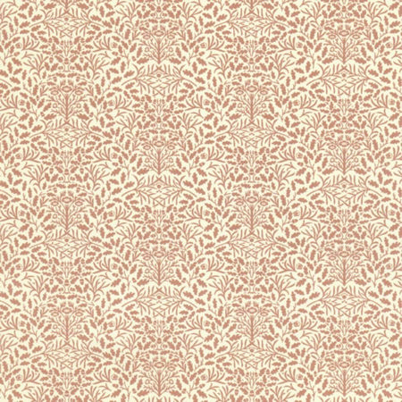Acorns Dolls House Wallpaper - Brown
