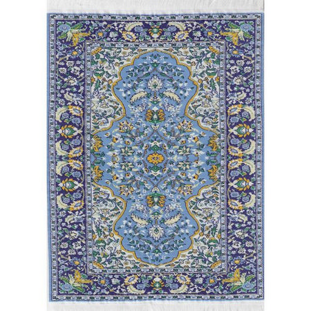Woven Turkish Dolls House Rug - Large