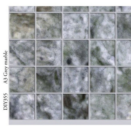 Grey Marble Tile Sheet