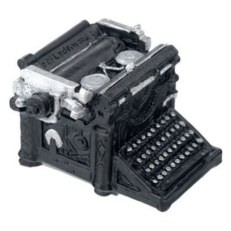 Underwood Typewriter (Resin)